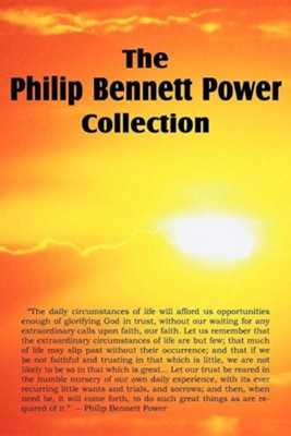 The Philip Bennett Power Collection  -     By: Philip Bennett Power