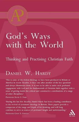 God's Way with the World  -     By: Daniel W. Hardy