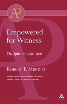 Empowered for Witness  -     By: Robert Menzies