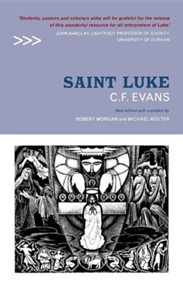 Saint Luke  -     By: C.F. Evans