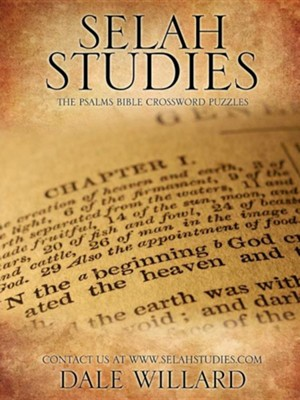 Selah Studies: The Psalms Bible Crossword Puzzles  -     By: Dale Willard