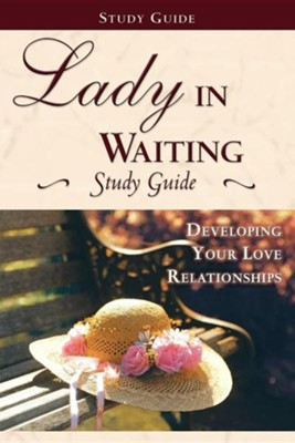 Lady in Waiting: Devotional Journal & Study  Guide  -     By: Debby Jones