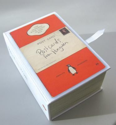 Postcards from Penguin: One Hundred Book Covers in One Box  -