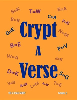 Crypt a Verse  -     By: Dale Kirby, Sue Kirby