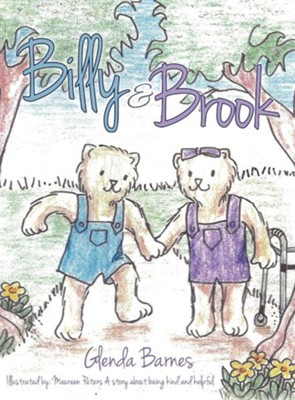 Billy and Brook  -     By: Glenda Barnes
