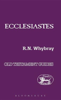 Ecclesiastes, International Critical Commentary   -     By: George Barton