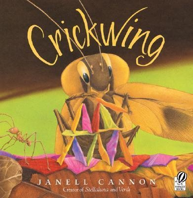Crickwing  -     By: Janell Cannon