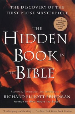 Hidden Book Of The Bible   -     By: Robert Elliott Friedman