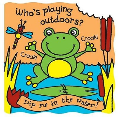 Who's Playing Outdoors?  -     By: Kate Smith Designs(ILLUS)     Illustrated By: Kate Smith