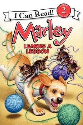 Marley: Marley Learns a Lesson, Hardcover  -     By: John Grogan     Illustrated By: Richard Cowdrey