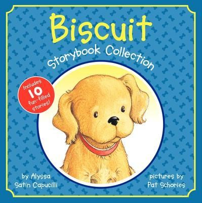 Biscuit Storybook Collection  -     By: Alyssa Satin Capucilli     Illustrated By: Pat Schories