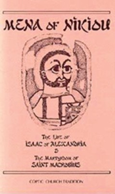 Mena: Life of Isaac (Cs107p)  -     Translated By: David N. Bell     By: Mmena, David N. Bull & David N. Bell