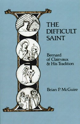 A Difficult Saint  -     By: Brian Patrick McGuire