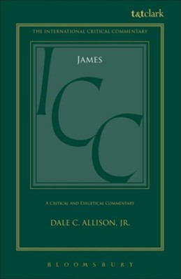 James: International Critical Commentary [ICC]   -     Edited By: Christopher M. Tuckett, Graham I. Davies     By: Dale C. Allison Jr.