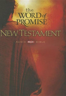 The Word of Promise New Testament on CD  -