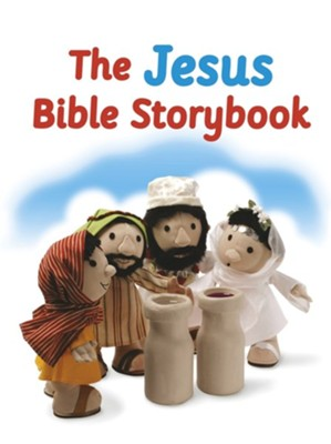 The Jesus Bible Storybook  -     By: Maggie Barfield