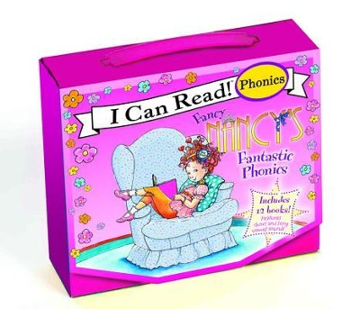 Fancy Nancy's Fantastic Phonics  -     By: Jane O'Connor     Illustrated By: Robin Preiss Glasser