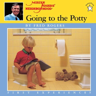 Going to the Potty  -     By: Fred Rogers