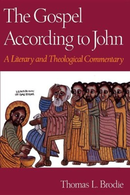 GOSPEL ACCORDING TO JOHN  -     By: Thomas L. Brodie