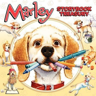 Marley's Storybook Treasury  -     By: John Grogan, Richard Cowdrey
