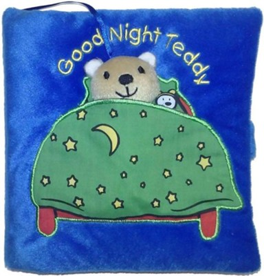 Good Night, Teddy  -     By: Francesca Ferri(ILLUS)     Illustrated By: Francesca Ferri