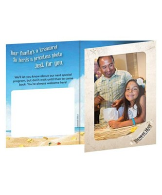 Treasure Hunt Follow-Up Foto Frame &#153, Pack of 10   -