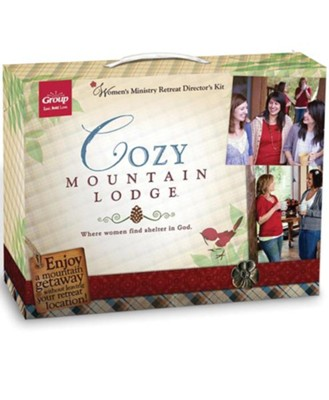 Cozy Mountain Lodge Retreat Director's Kit  -