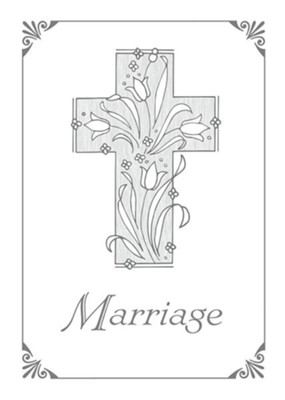 Marriage (1 John 4:17) Certificates, 6  -