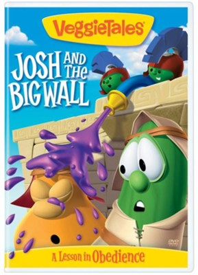 Josh and the Big Wall - Repackaged   -     By: VeggieTales