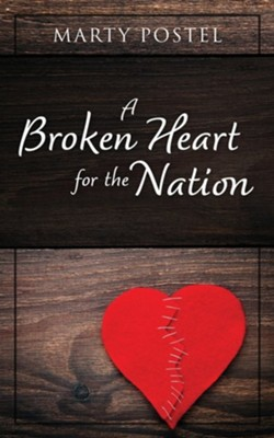 A Broken Heart for the Nation  -     By: Marty Postel