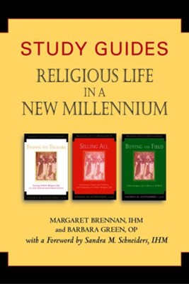 Study Guides:  Religious Life in a New Millennium   -     By: Margaret Brennan, Barbara Green