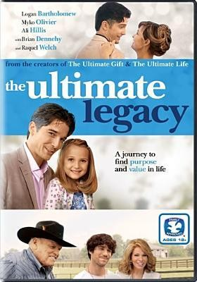 The Ultimate Legacy, DVD   -