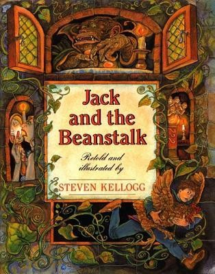 Jack and the Beanstalk  -     By: Steven Kellogg     Illustrated By: Steven Kellogg