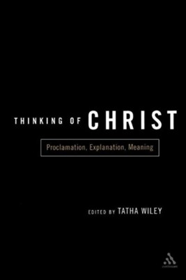 Thinking of Christ  -     By: Tatha Wiley
