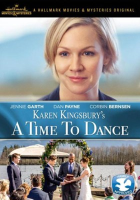 A Time to Dance, DVD   -     By: Karen Kingsbury