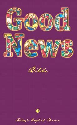 TEV Good News Bible Paper, Fuchsia  -