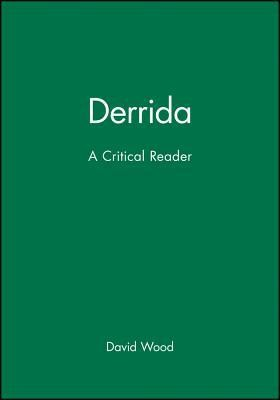 Derrida: A Critical Reader  -     Edited By: David Wood     By: David Wood(ED.)