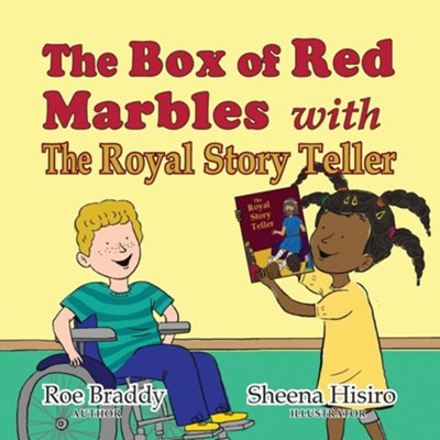 The Royal Story Teller  -     By: Roe Braddy     Illustrated By: Sheena Hisiro