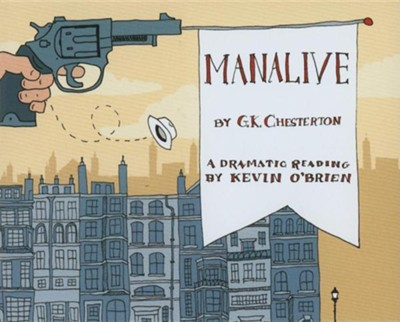 Manalive, Audio CD  -     By: G.K. Chesterton