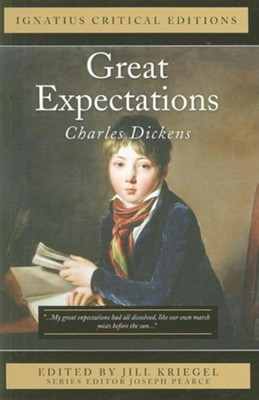 Great Expectations  -     Edited By: Jill Kriegel     By: Charles Dickens