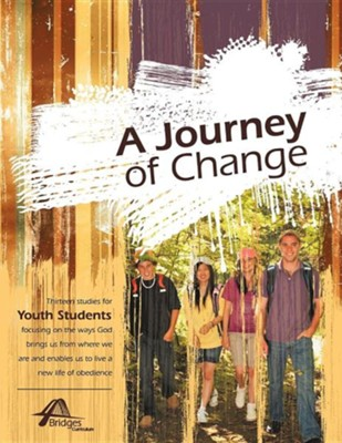 A Journey of Change  -     Edited By: Kevin Stiffler