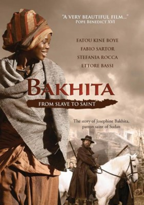 Bakhita: From Slave to Saint DVD  -