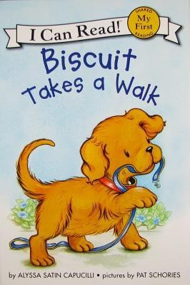 Biscuit Takes a Walk  -     By: Alyssa Satin Capucilli     Illustrated By: Pat Schories