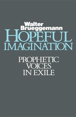 Hopeful Imagination   -     By: Walter Brueggemann