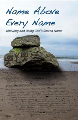Name Above Every Name  -     By: Bruce Paul