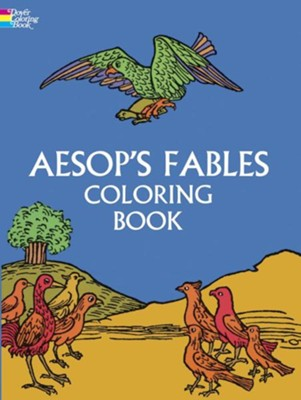 Aesop's Fables Coloring Book  -     By: Aesop