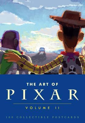 The Art of Pixar, Volume II: 100 Collectible Postcards  -     By: Chronicle Books