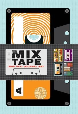Mix Tape Mini Eco-Journal Set  -     By: Chronicle Books