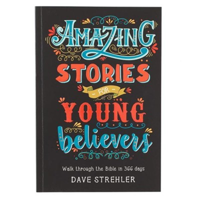 Amazing Stories For Young Believers  -