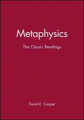 Metaphysics  -     Edited By: David E. Cooper     By: David E. Cooper & David E. Cooper(ED.)